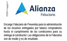 Alianza Fiduciaria Aldea de San Marco. Zipaquirá - Colombia